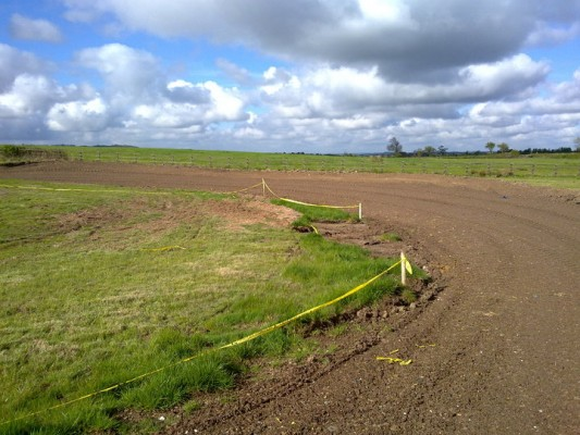 Grittenham Motocross Track photo